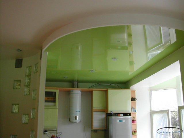 Натяжные потолки спб в квартирах