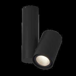 Светильник под лампу GU10 Потолочный накладной Поворотный, серия MJ-2045