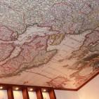 АРТ печать на натяжных потолках
