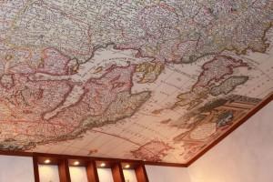 Read more about the article АРТ печать на натяжных потолках