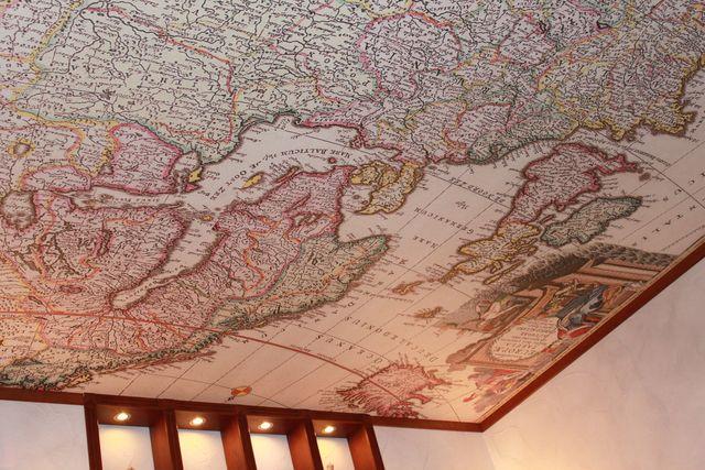 You are currently viewing АРТ печать на натяжных потолках
