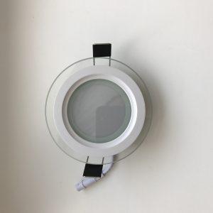 Светильник Lumia ультратонкий светодиодный, Круг белый
