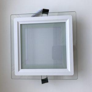 Светильник Lumia ультратонкий светодиодный, Квадрат белый