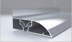 Багет для 2-х уровневых натяжных потолков усиленный
