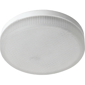 Светодиодная лампа Ecola GX53 LED 8,5W 220V 4200K матовое стекло 27×75