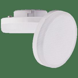 Светодиодная лампа Ecola GX53 LED 6W 220V 2800K матовое стекло 27×75