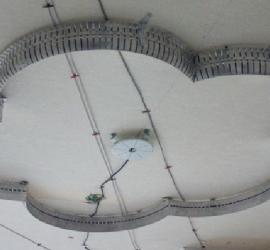 2-х уровневый потолок